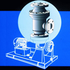 HBE - Automatic Recirculation Valves